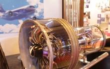 Макет двигателя PW 1400 для МС-21