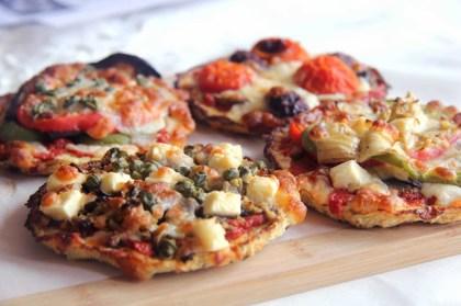 Een ECHTE pizza zonder koolhydraten