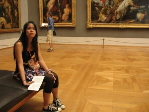 Art appreciation is a hige part of the journey through Europe on travel terms