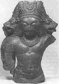 Vishnu prima parte Four%20faced%20vishnu%20kashmir%20ninth%20-tenth%20century