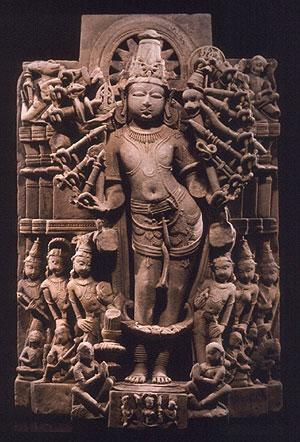 mark of vishnu summary Books about hinduism often begin by noting the immense size and complexity of  the subject hinduism is vast and diverse, they say.