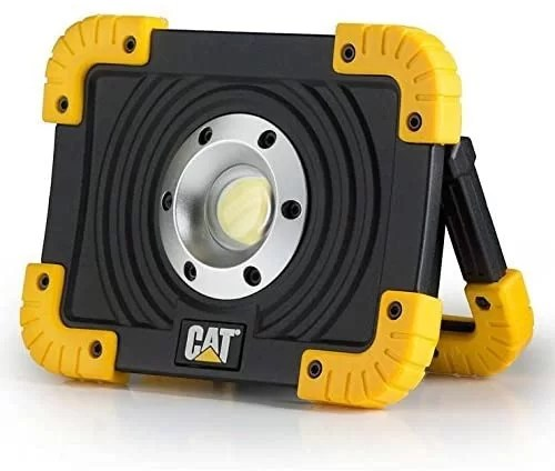 The Caterpillar Cat Rechargeable Led Work Light will be your best friend when you are in darkness, tight spaces. Small and lightweight its fantastic for looking into crawl spaces, under cars, or in power cuts.
