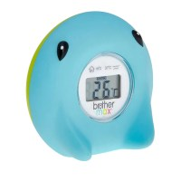 Ray bath thermometer