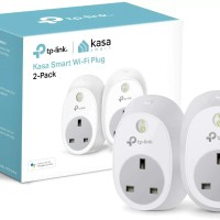 TP-Link Wifi Smart Plugs 2-Pack