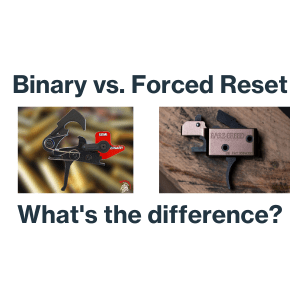 What's the difference between binary and forced reset trigger?