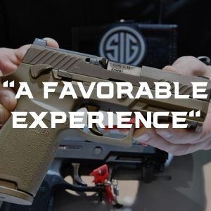 A favorable experience