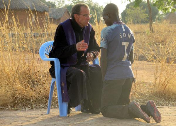 confession-tanzania-stock