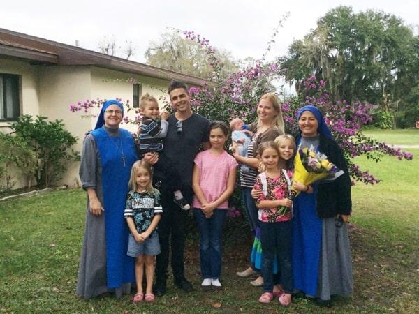 Apostolate with Families