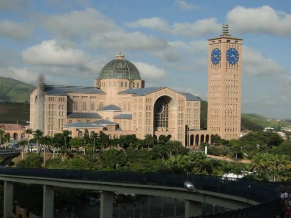 Basílica de Nossa Senhora Aparecida. Foto: DECOM/CMBH