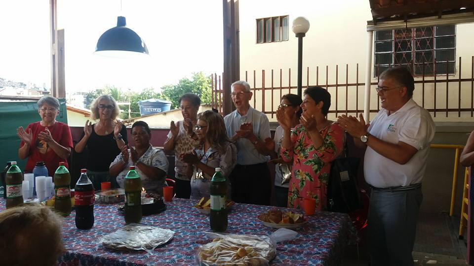 Sociedade de São Vicente - Belo Horioznte