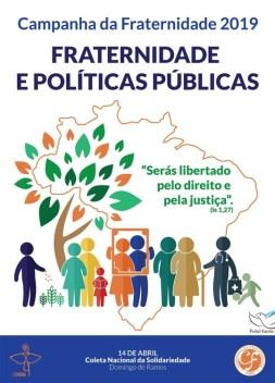 Cartaz oficial da Campanha da Fraternidade