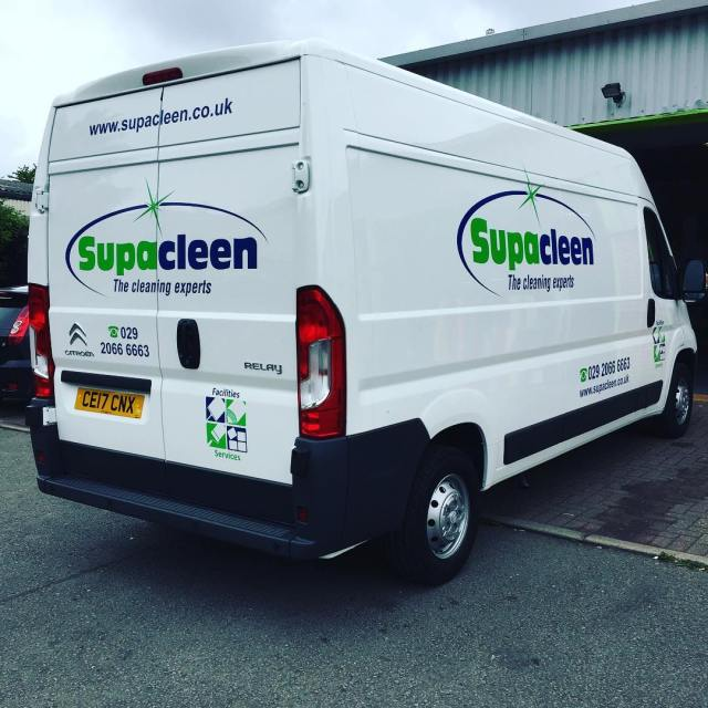 SupaCleen cleaning experts