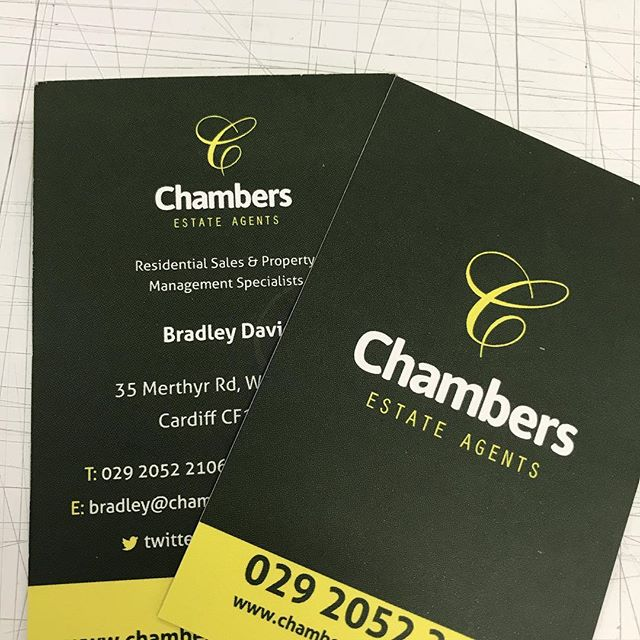 10% discount on all business cards till the end of the week
