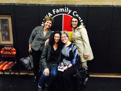 Susie Barrios, Danica Brown, Dean Nissen, and Lea Ann Holder
