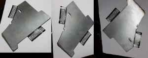 SSworxs DATSUN 520-521 Door Kick Panels!