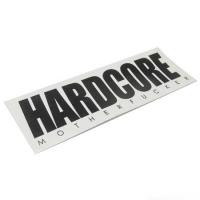 Hardcore MF Decal Sticker