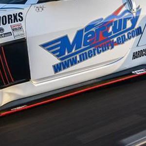 Mercury Z Project GT3 Z33/350z Side Diffsuer