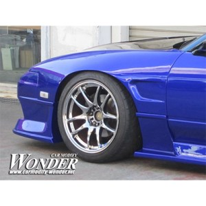 Glare 180sx 240sx SD Front Fenders 30mm