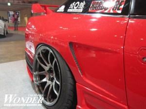 Glare 240sx 180sx GT 50mm Rear Fenders