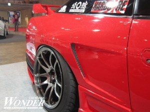 Glare 240sx 180sx GT 50mm Rear Fenders