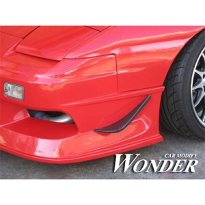Wonder GLARE FRONT BUMPER OPTION TYPE 1A