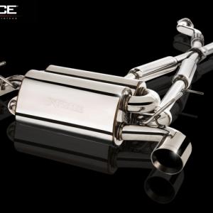 X-Force RS spec Nissan 350z z33 Cat Back Exhaust
