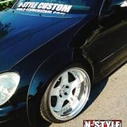 N-style custom aristo gs300 fender flare 3a