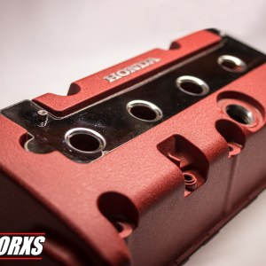 K series coil pack cover