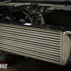 Nissan 350z Intercooler Bracket