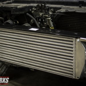 Nissan 350z Intercooler Bracket