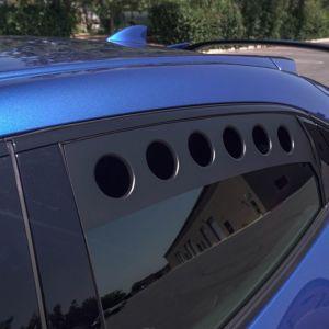 Top1 Motors Honda Civic Type R FK8 Windows Vents