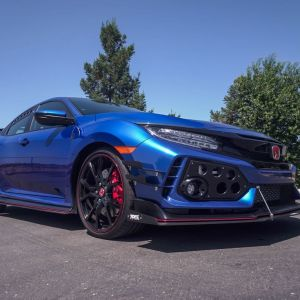 Civic Type R Lip Splitter