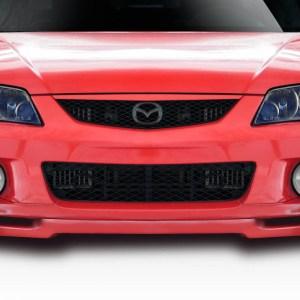 2001-2003 Mazda Protege Duraflex X-Sport Front Lip - 1 Piece