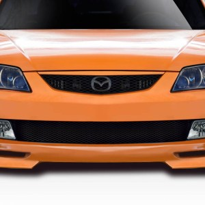 2001-2003 Mazda Protege Duraflex Razor Front Lip - 1 Piece