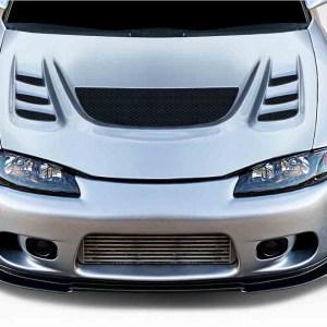 1995-1999 Mitsubishi Eclipse Eagle Talon Duraflex Evo GT Hood - 1 Piece