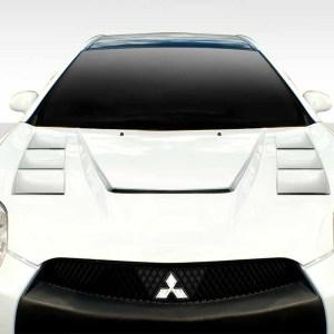 2006-2012 Mitsubishi Eclipse Duraflex Magneto Hood - 1 Piece