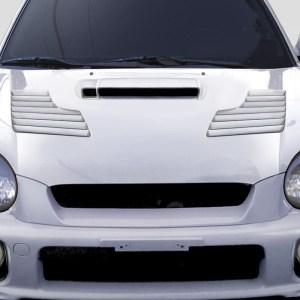 2002-2003 Subaru Impreza WRX STI Duraflex C-2 Hood - 1 Piece