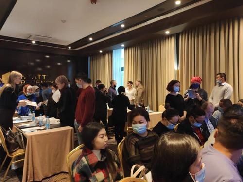 Фото — В Бишкеке проходят двусторонние переговоры с ...