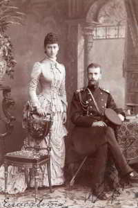 Elizabeth Feodorovna and Sergei Alexandrovich by Carl Bergamasco intro