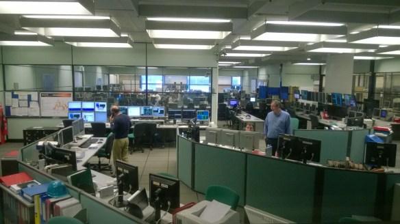 JET Control Room