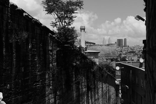 Street with a view: Istanbul weiß zu überraschen