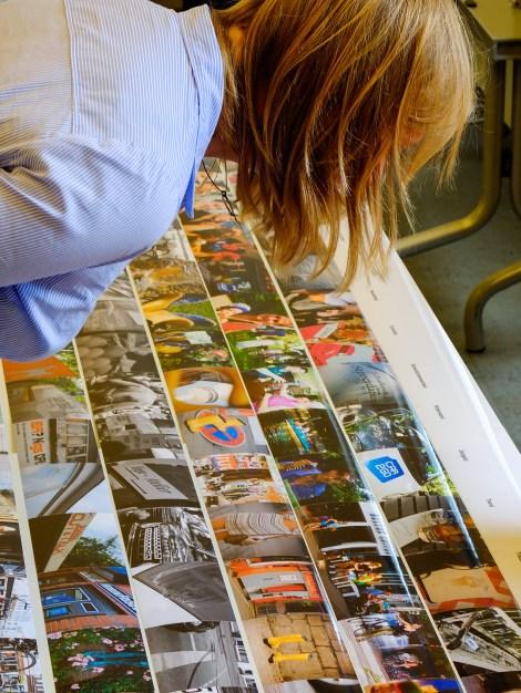 Schrecklich schön: Es ist eine Mordsarbeit, alle Bilder zu bewerten, aber sicher auch eine unglaublich schöne (Foto: Fotomarathon Hamburg)
