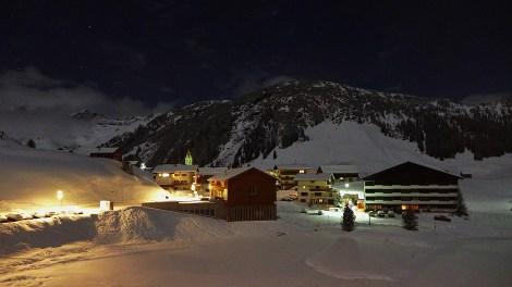 11 Meter Schnee pro Jahr: Das Skigebiet Warth-Schröcken ist eines der schneereichsten im ganzen Alpenraum und mittlerweile per Auenfeldjet auch mit der Ski-Arlberg-Region Lech Zürs verbunden
