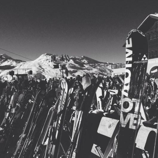 Himmel und Hölle: Silvretta-Montafon ist ein Freeride-Traum, aber gleichzeitig überfüllt von Ski(-party-)touristen