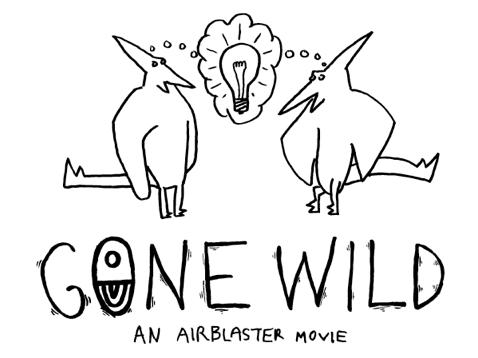 """Airblaster schickt mit """"Gone Wild"""" einen Film ins Rennen, bei dem der Spaß am Boarden und weniger das Budget oder irgendeine Superbrause im Mittelpunkt steht. (Foto: Screenshot myairblaster.com)"""