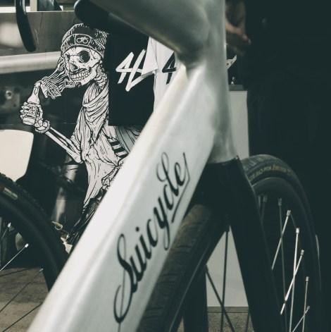 Harter Hamburg Style: Suicycle meets Hardbrakers