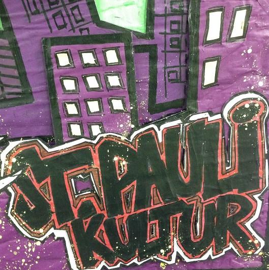 St. Pauli Kultur auf den Straßen von St. Bergweh
