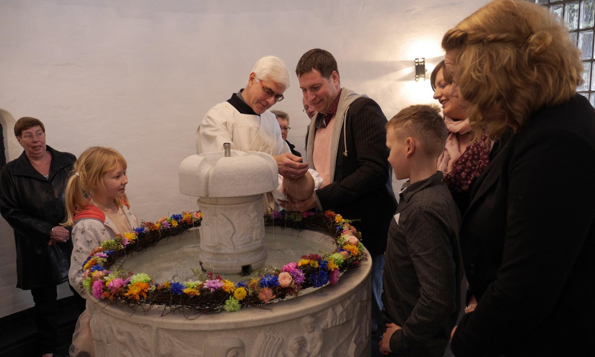 Taufe St Elisabeth