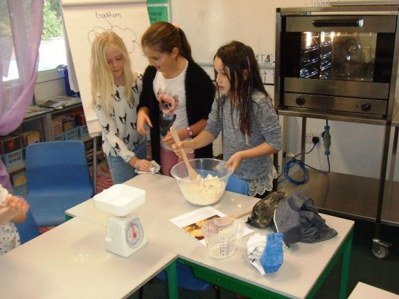 Enrichment Afternoon - Term One[1]