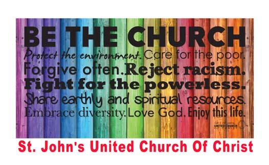 Be The Church Rainbow Slider